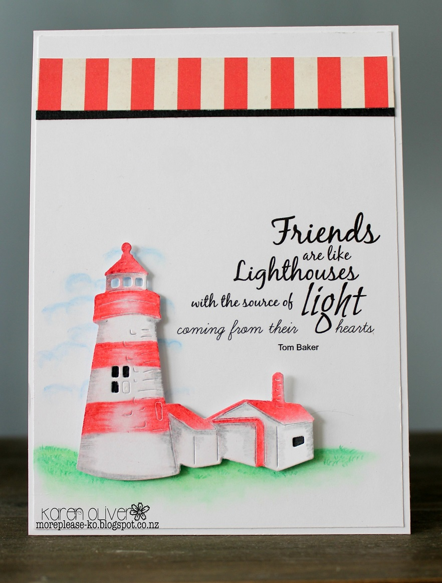 Frantic stamper precision die lighthouse price kristyandbryce Choice Image