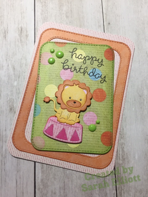 Image result for frantic stamper stitched rounded rectangles die