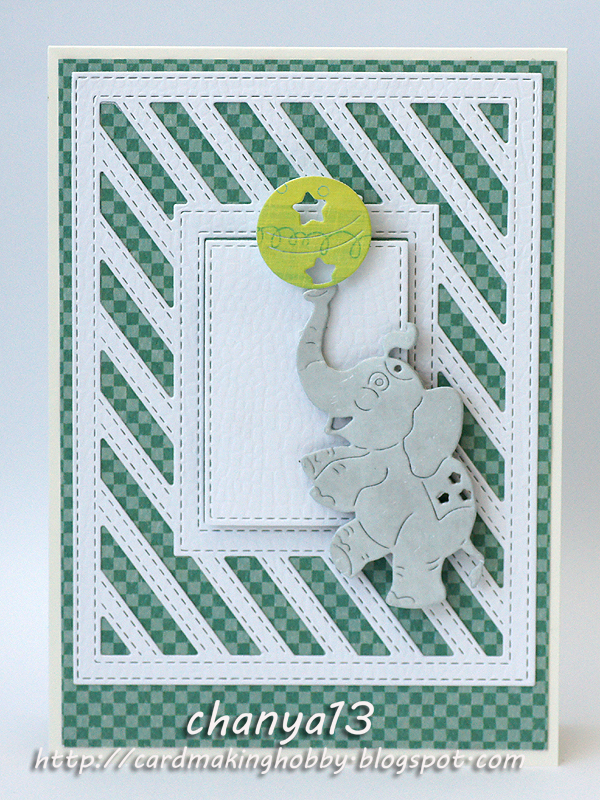 Image result for frantic stamper striped frame die