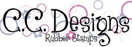 CC Designs Rubber Stamps