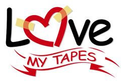 Love My Tapes - Washi Tape