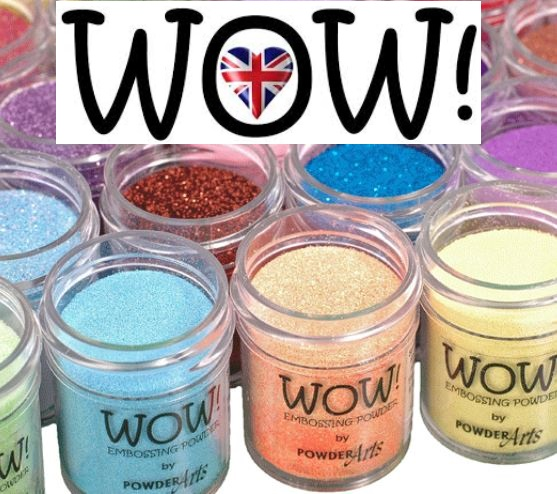 WOW! Emobssing Powders