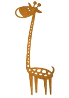 Cheery Lynn - Die - Whimsical Giraffe