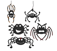 Cheery Lynn - Die - Whimsical Spiders