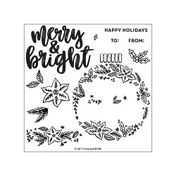 Concord & 9th - Clear Stamp - Ornamental Stamp Set
