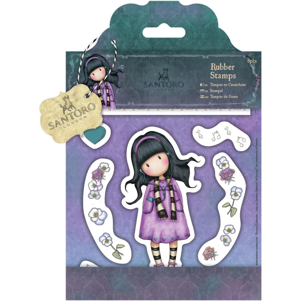 Do Crafts/Santoro - 4 new Gorjuss Girls stamp sets