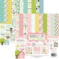 Echo Park - Bundle of Joy A New Arrival collection