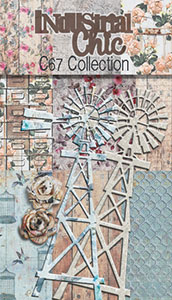 Fab Scraps - Industrial Chic Collection