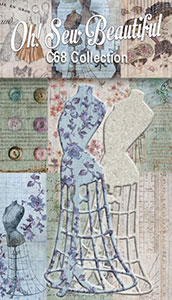 Fab Scraps - Oh! Sew Beautiful Collection