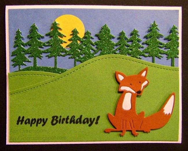 Image result for Frantic Stamper Adorable fox