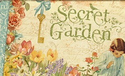 Graphic 45 - Secret Garden Collection