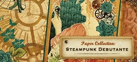 Steampunk Debutante Collection