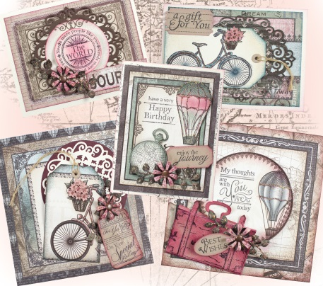 Heartfelt Creations - Celebrate the Journey collection