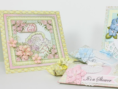 Heartfelt Creations - Sweet Lullaby Colection