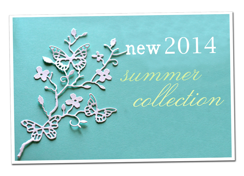 Memory Box Summer 2014 release