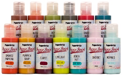 Fresco Acrylic Paints