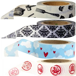 Stampington - new Washi Tapes