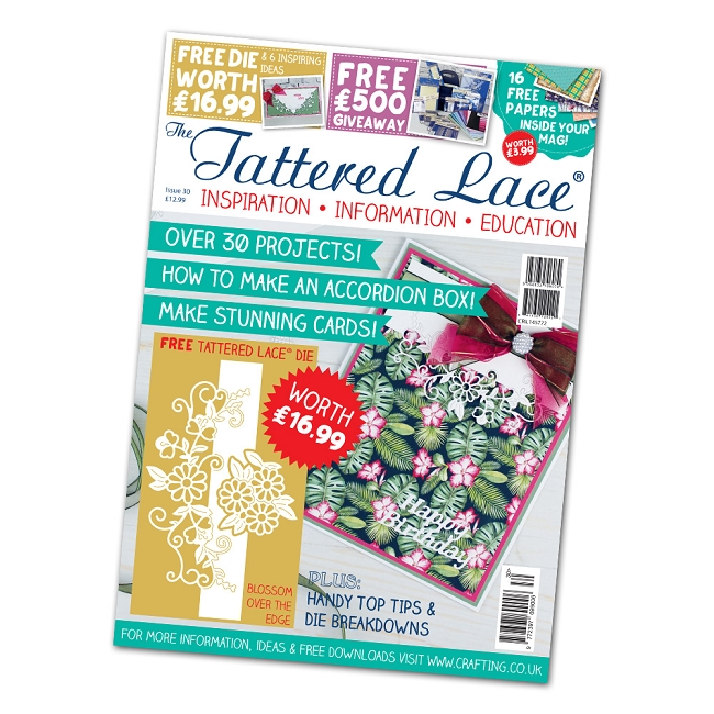Tattered Lace - Magazine #30