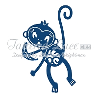 Tattered Lace - Dies - Monkey