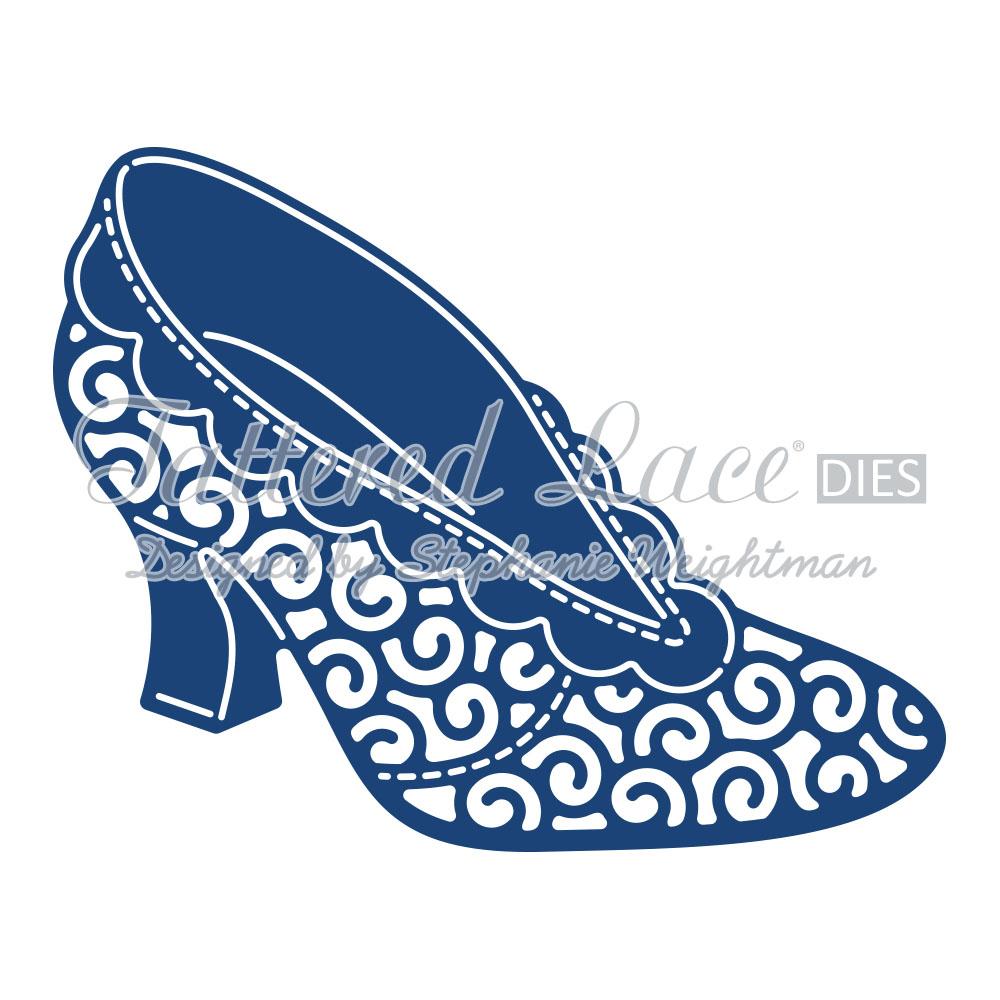 Tattered Lace Shoe