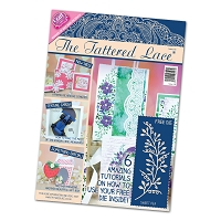 Tattered Lace - Magazine 18 + new dies