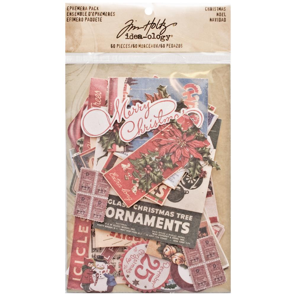 Advantus - new Tim Holtz Idea-Ology products