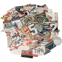 Advantus - Tim Holtz Idea-ology - Ephemera Pack Emporium (70 pcs)