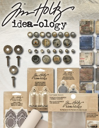 Advantus - Tim Holtz Idea-ology CHAW2016 release