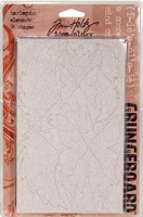 Tim Holtz Grungeboard Elements - Harlequin