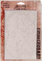 Tim Holtz Grungeboard Elements -Stripe