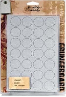 Tim Holtz Grungeboard Shapes - Plain