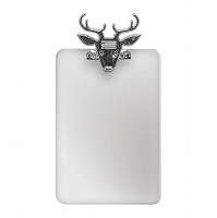 Advantus - Tim Holtz Idea-ology - Oh Deer Clipboard (6