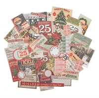 Advantus - Tim Holtz Idea-ology - Festive Ephemera