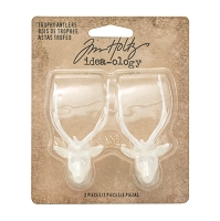 Advantus - Tim Holtz Idea-ology - Resin Trophy Antlers