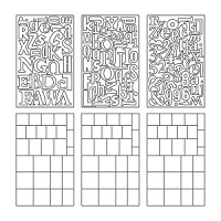 Advantus - Tim Holtz Idea-ology - Grunge Blocks