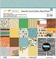 American Crafts - Amy Tangerine - Ready Set Go - Collection Pack