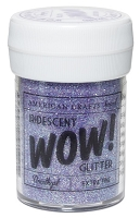 American Crafts - Wow! Glitter - Extra Fine - Iridescent Amethyst