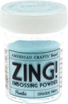 American Crafts Embossing Powder - Zing Opaque Powder