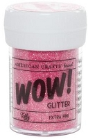 American Crafts  - WOW! Glitter - Extra Fine - Taffy