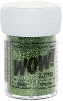 American Crafts  - WOW! Glitter - Extra Fine - Grass