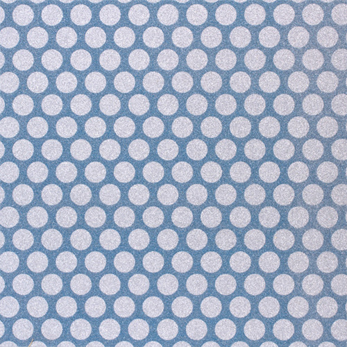 american crafts   pow collection   12x12 glitter paper   medium dots