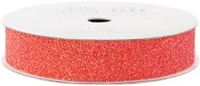 American Crafts Glitter Tape - Cherry - (5/8