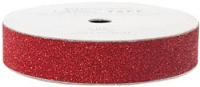 American Crafts Glitter Tape - Rouge - (5/8