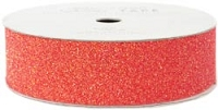 American Crafts Glitter Tape - Cherry - (7/8