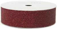 American Crafts Glitter Tape - Pomegranate - (7/8