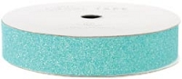 American Crafts Glitter Tape - Aqua - (5/8