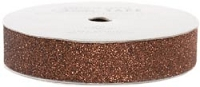 American Crafts Glitter Tape - Chestnut - (5/8
