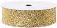 American Crafts Glitter Tape - Brown Sugar - (7/8