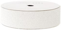 American Crafts Glitter Tape - White - (7/8