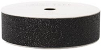 American Crafts Glitter Tape - Black - (7/8